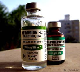 Ketamine. aka Vitamin K