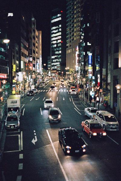 Meguro Area - Tokyo by kucingitem