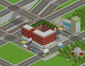 My Pixel City