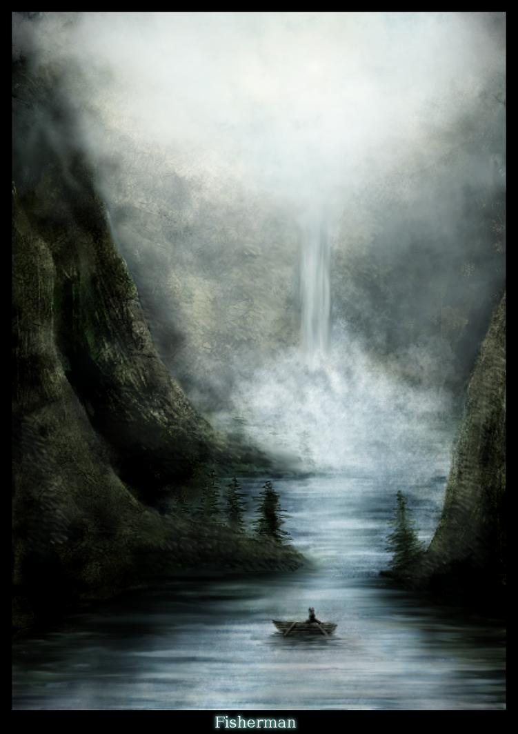 Fisherman by Pevel