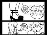 Comic Sneak Peek by LebbleLee