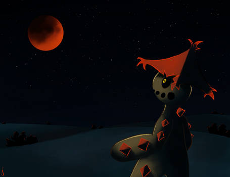 The bloodmoon is rising...