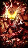 Kamen Rider Kiva wallpaper