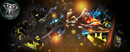Warrior by GalaxyElephant