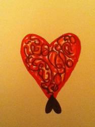 Open Heart by UpsideDownEntity