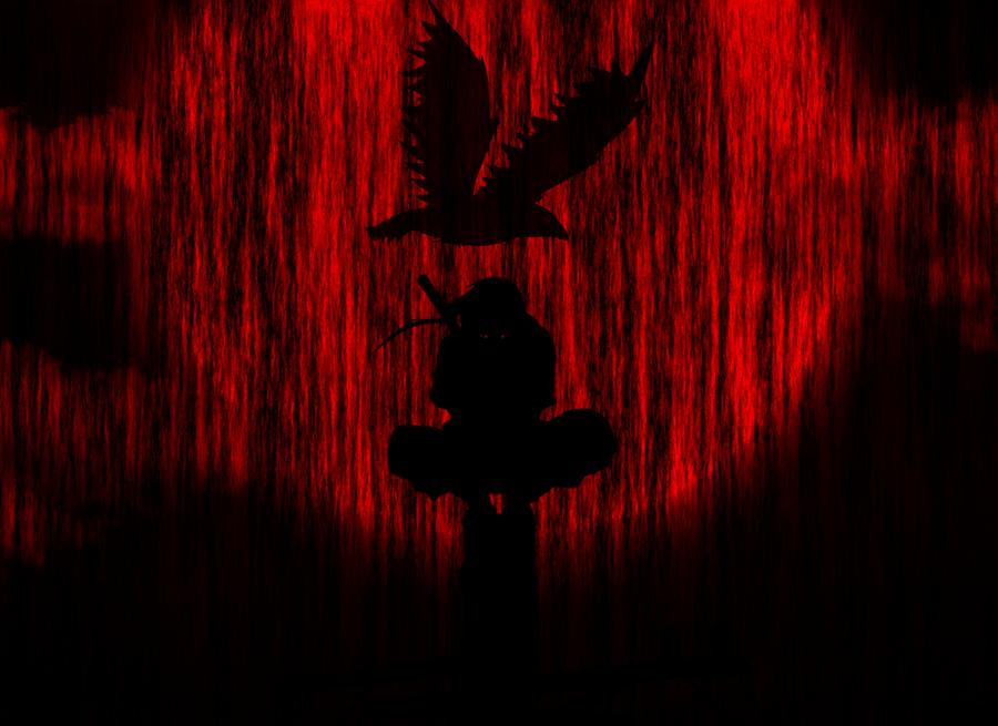 Uchiha Itachi Dark Wallpaper by rasasankar on DeviantArt