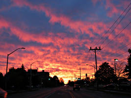 Stunning October Sky by Michies-Photographyy