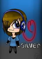 Chibi silver 2 by SilverMelody13
