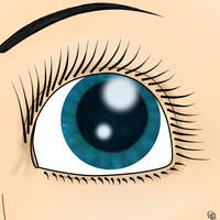Eye by SilverMelody13