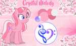 AshleyH (Crystal Melody) Official Reference