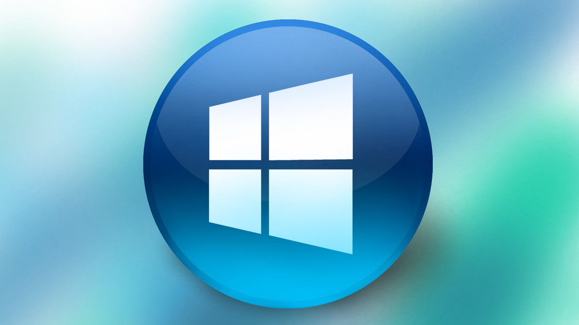 Windows 10 Logo In An Orb By Archi Techi