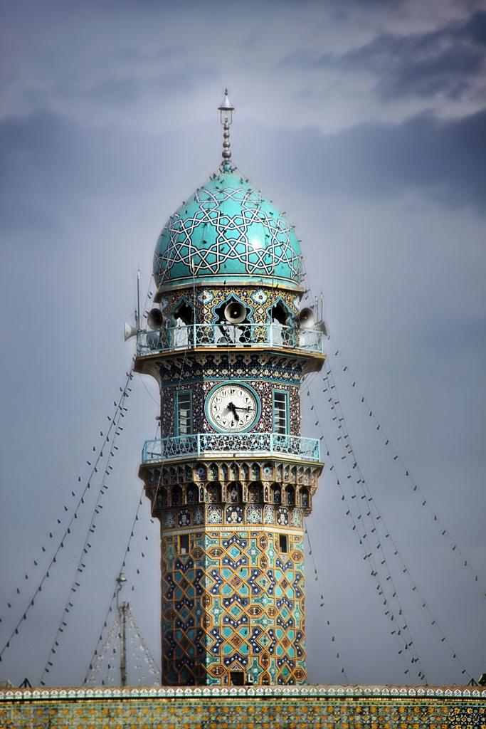 Ya Imam Reza by msalizadeh