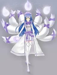 Ahri The maid fox