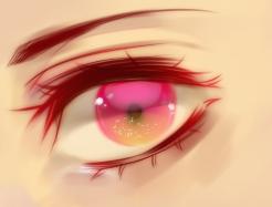 Eye practice by AoiKen
