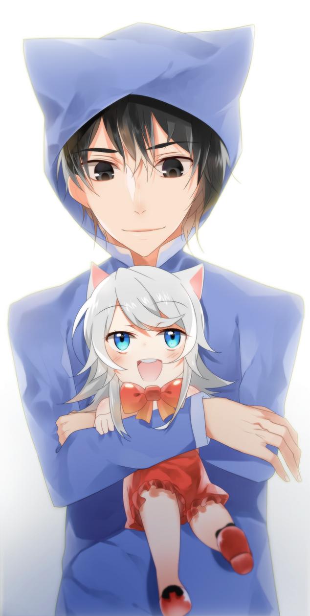 hug by AoiKen