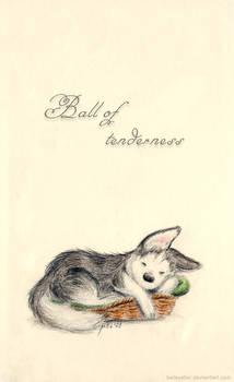 Ball of tenderness