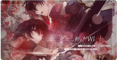 [Image: akame_ga_kill___wave_x_kurome_by_ruki_rukia-d89nzne.png]