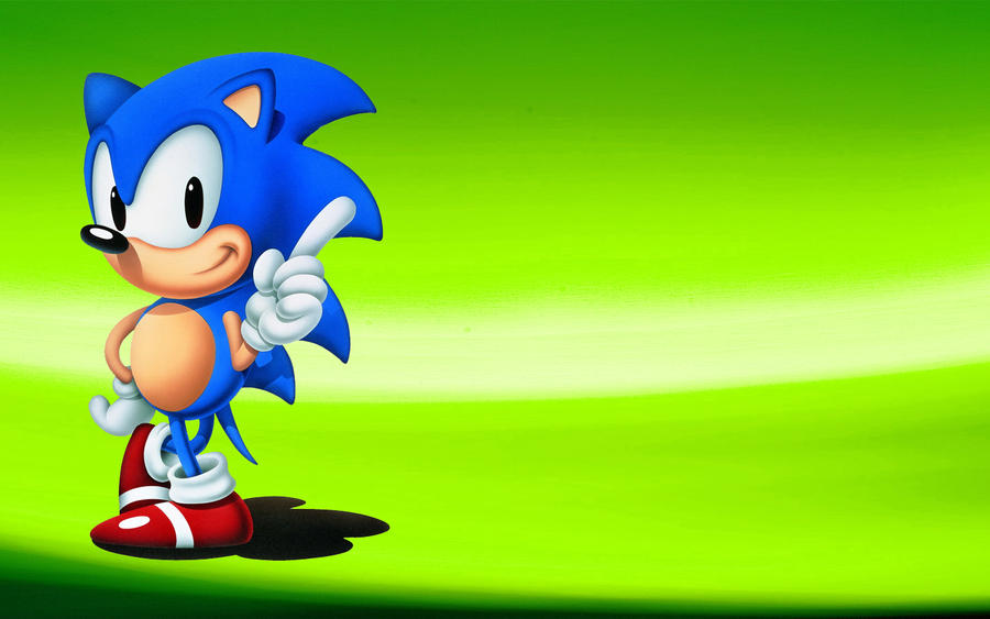 Sonic Classic Wallpaper By Igabapple