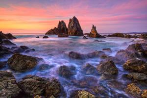 Camel Rock, NSW, Australia by wai-cheong