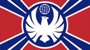 Flag of the Terran Federation by bulldogcody