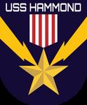 USS Hammond Patch