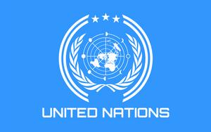 Expanse UN Flag by bulldogcody