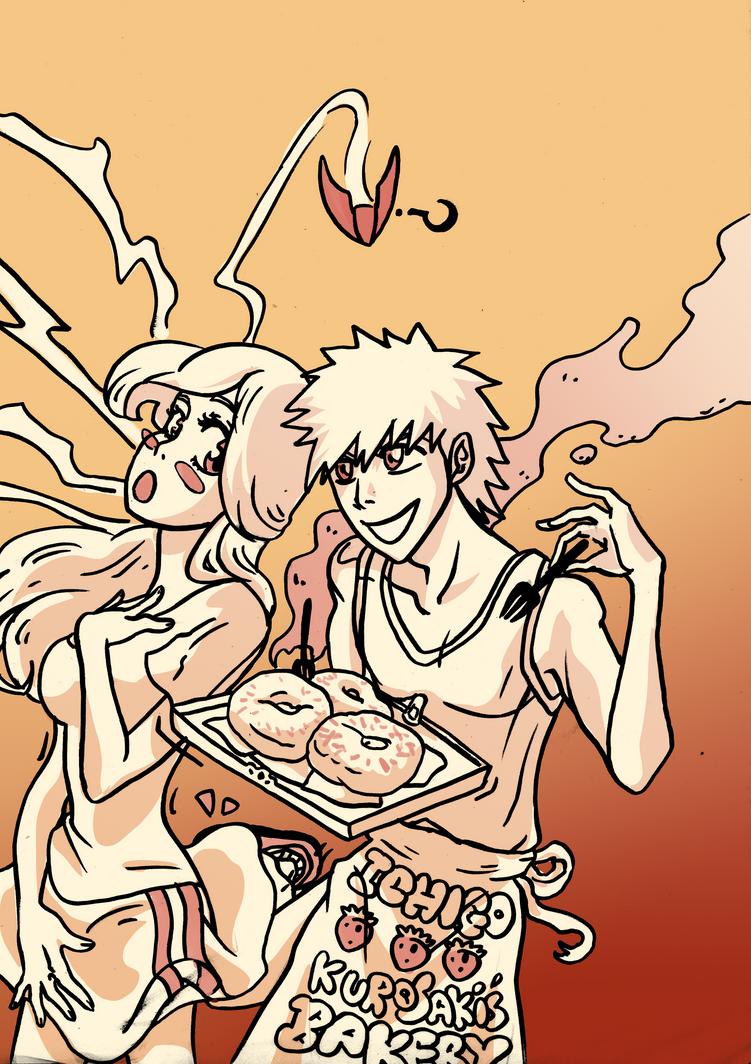 Kurosaki Bakery by mdragonheartlove