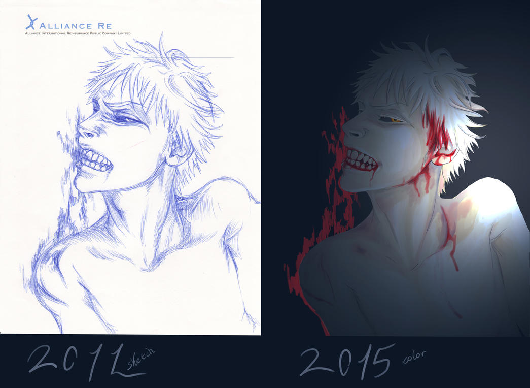 Hurt Hichigo2011-2015 by mdragonheartlove