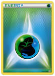 Water Grass Duo Energy Card