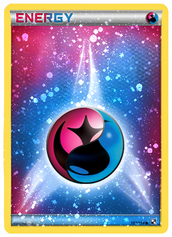 Fairy Water Energy Card HOLO by Mr-Savath-Bunny on DeviantArt