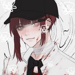 Killer Anime Girl Oc