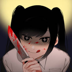 Another Yandere Girl Oc