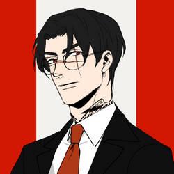 Serious Mafia Boss Oc