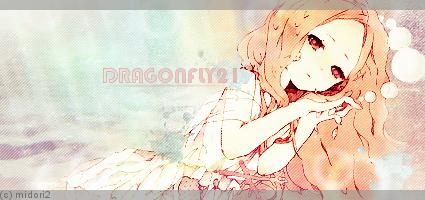 Dragonfly by midori-Anne