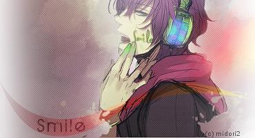Smile by midori-Anne