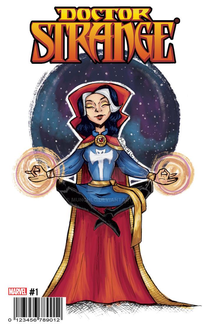Female Doctor Strange Issue #1 by MunchLC