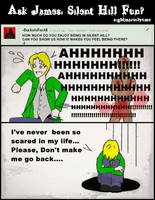 Ask James: Silent Hill Fun? by nightmare43yume