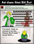 Ask James: Silent Hill Fun?