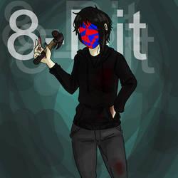 8-Bit by nightmare43yume