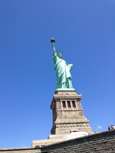 Statue of Liberty by Patchheart