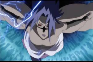 Sasuke Cursed Seal 2 by XtremeGodOfWar