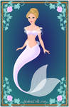 Cinderella Mermaid