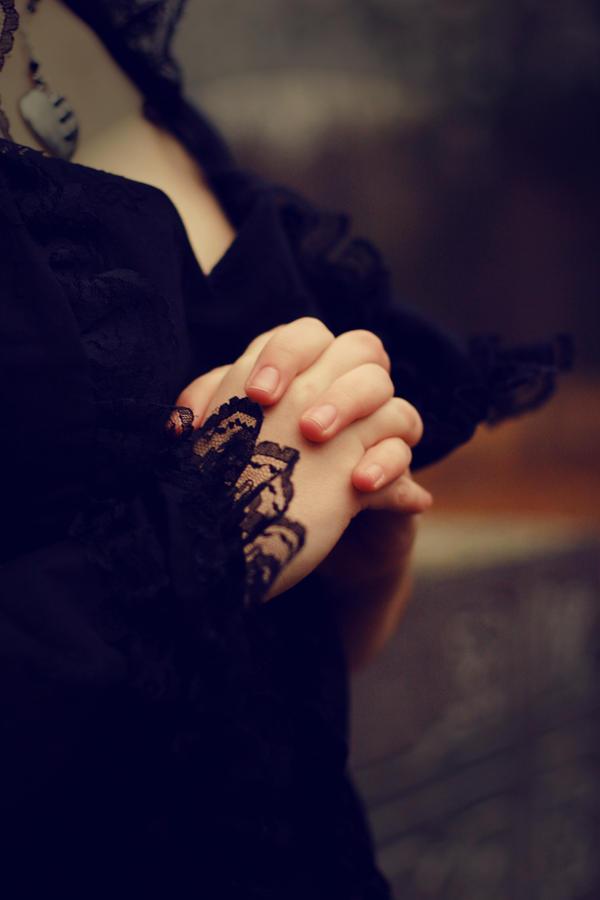 Soft Hands by Ravynsblood