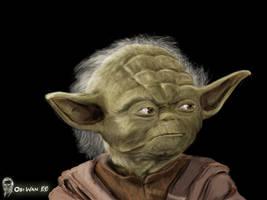 Yoda master by Obiwan00
