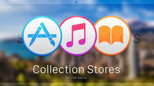 #StylemacOS : Stores [App Store - iTunes - iBooks]