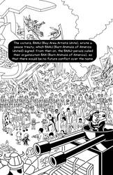 BAAU vs BAAU 2 page seven by Silvertide
