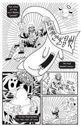 BAAU vs BAAU 2 page eight by Silvertide