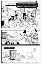 BAAU vs BAAU 2 page nine by Silvertide