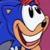 Sonic's Derp Smile (Emoticon) by PolarStar