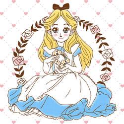 Vintage Alice by PolarStar